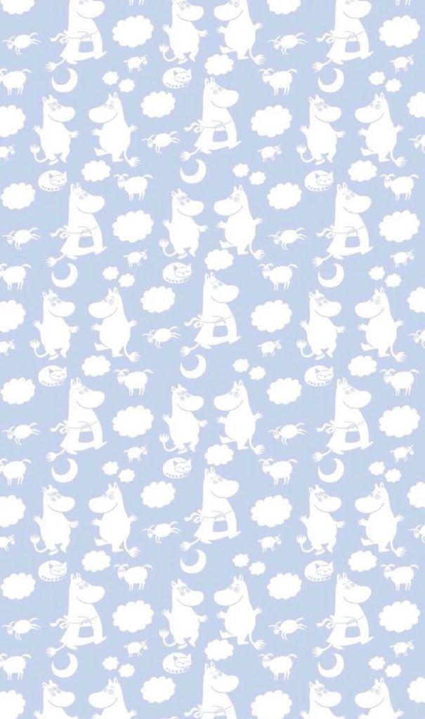 ムーミン/Moomin[21]iPhone壁紙 iPhone 5/5S 6/6S PLUS SE Wallpaper Background