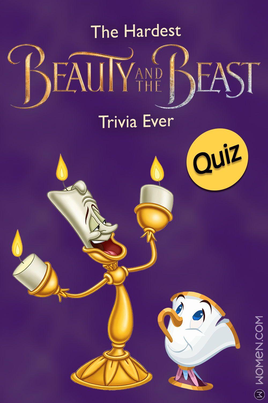 Disney quiz the hardest beauty the beast quiz ever