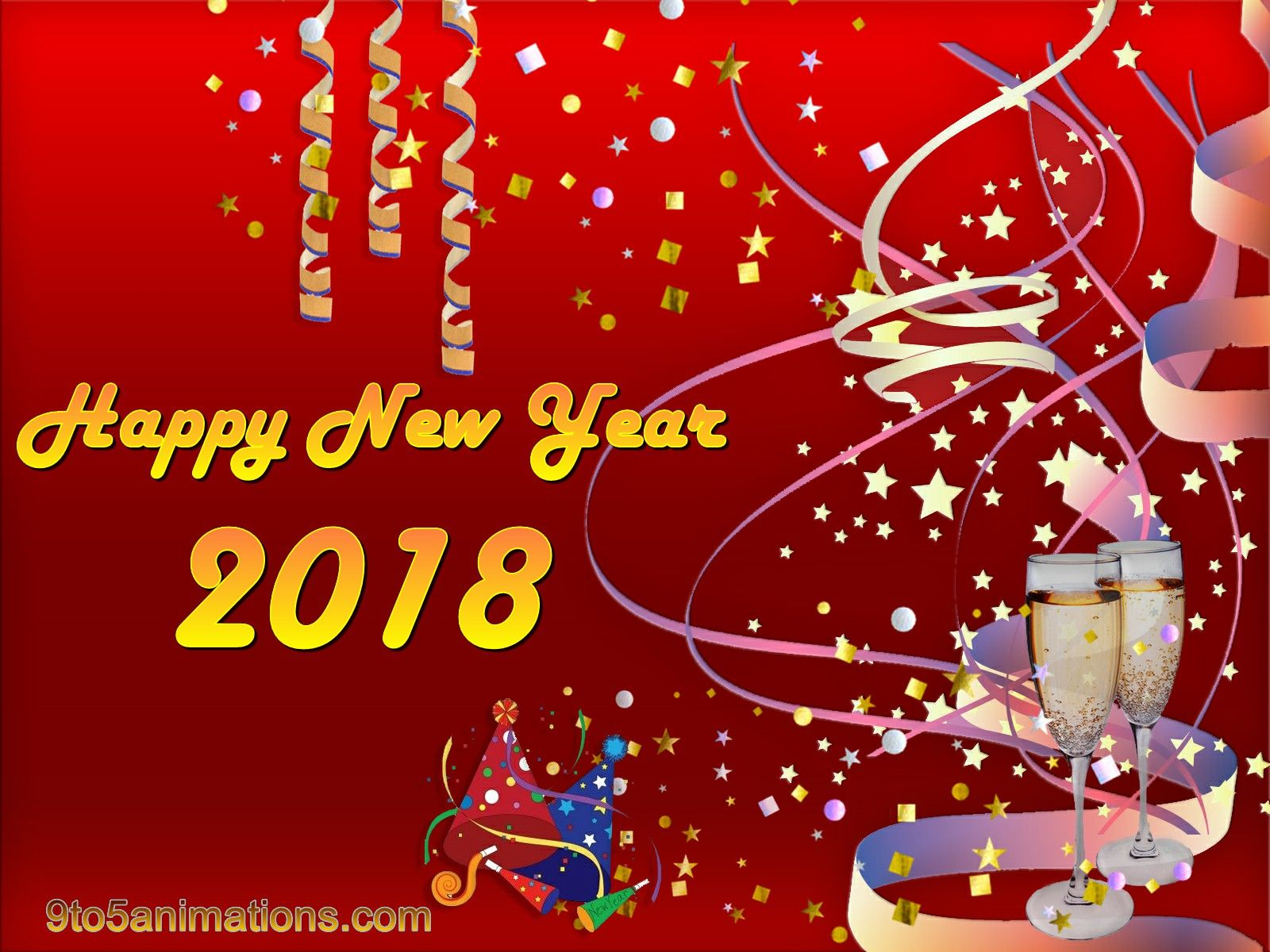 new year red theme wallpapers hd | gong xi fa chai | pinterest | new