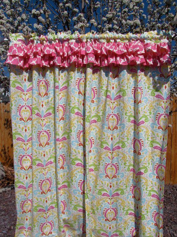 Kumari Gardens Curtains Drapes Fabrics Your Choice By
