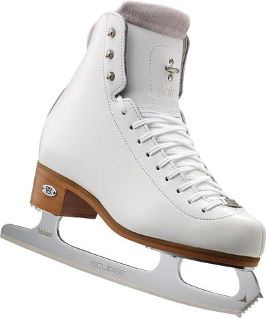 Riedell Model 910 Flair Ladies Ice Skates With Astra Blades In 2020 Ice Skating Skate Riedell Figure Skates