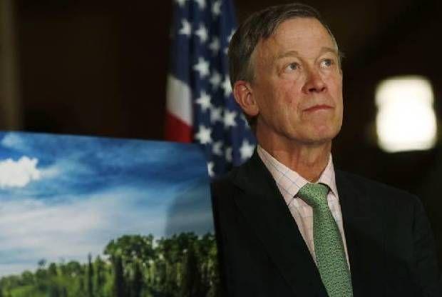 Gov. Hickenlooper aims Colorado marijuana tax revenue toward affordable housing, homeless - Colorado Springs Gazette