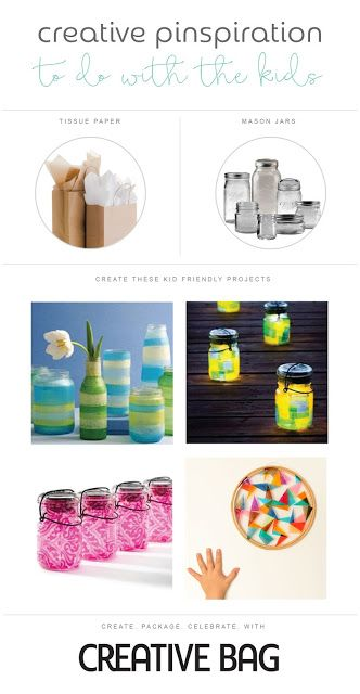 creative ideas to do with mason jars with the kids