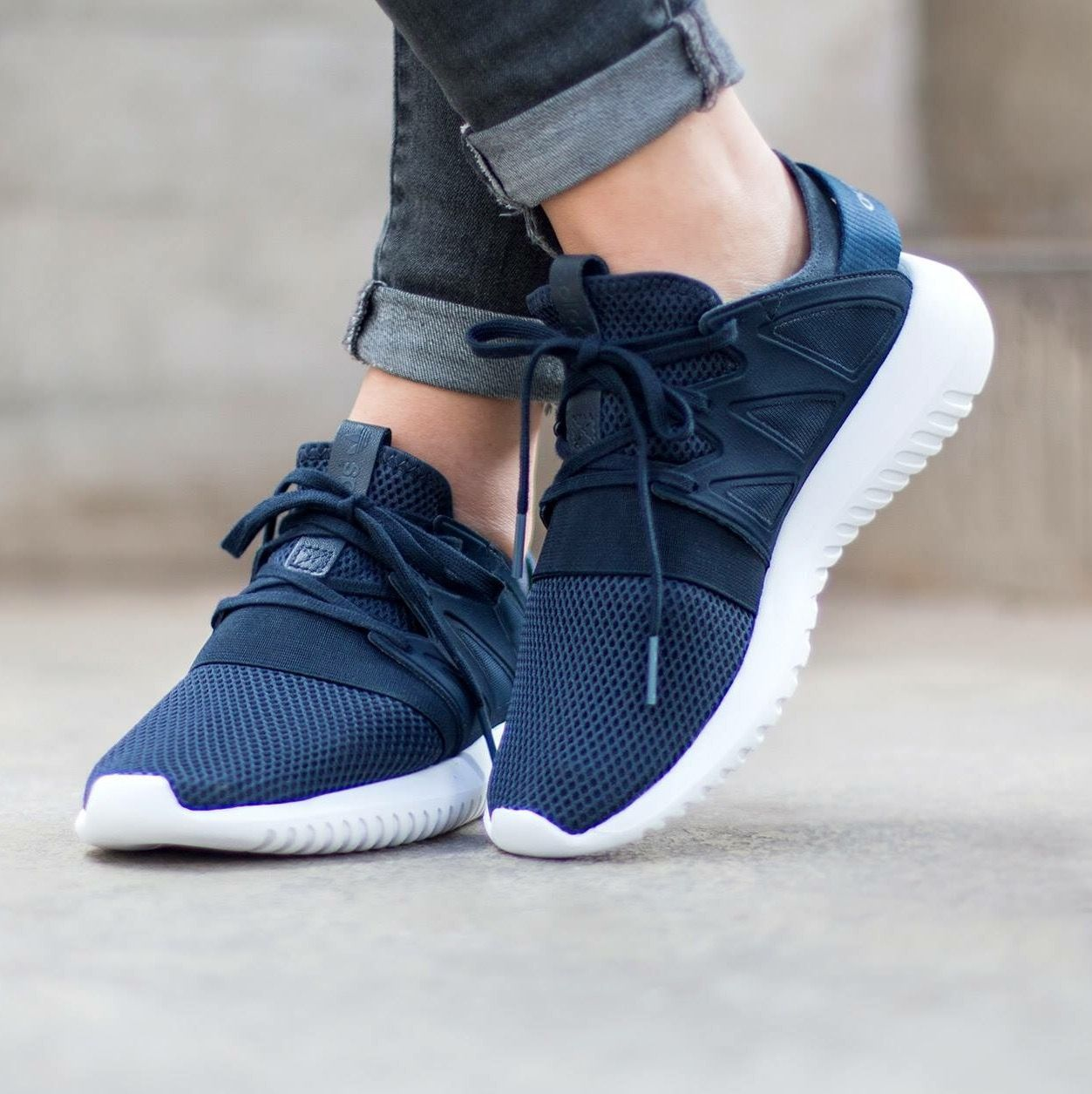adidas Originals Tubular Radial: Navy