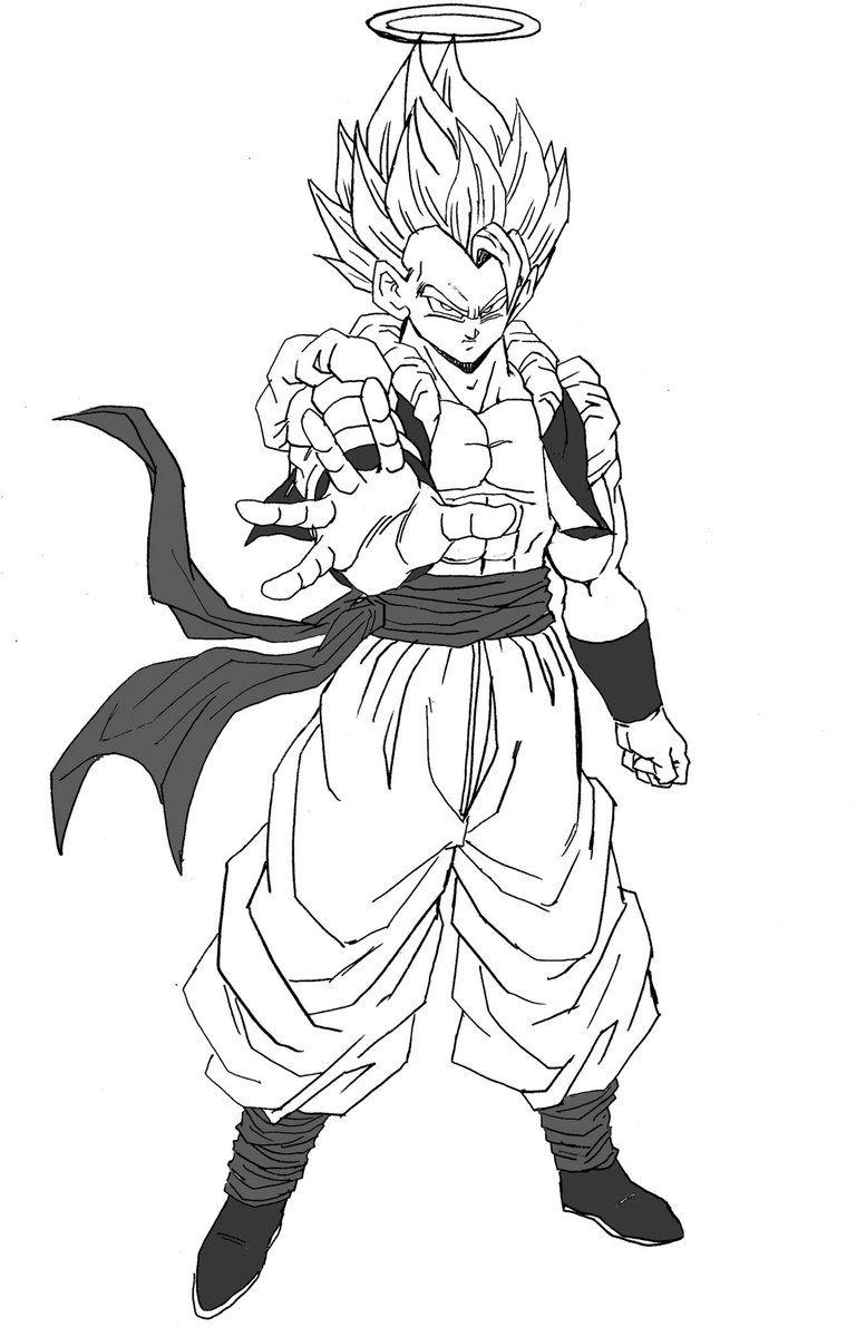Insertado Ideas Arte De Anime Fondos De Pantalla Goku Y
