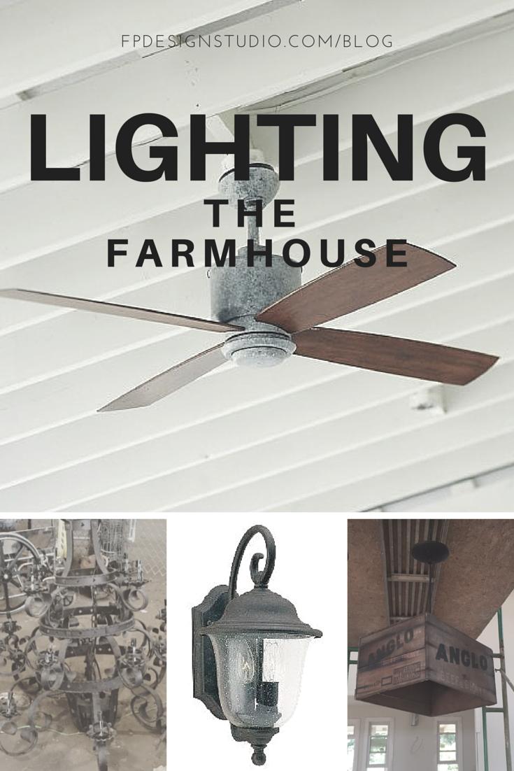 Farmhouse Light Fixtures Flush Mount