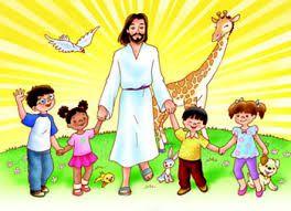 Dibujos De Jesus Y Los Ninos Para Imprimir Buscar Con Google Ninos Cristianos Invitaciones Para Ninos Manualidades Cristianas