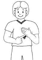 Sign Language Google Search Sign Language Words Sign Language Alphabet Sign Language Phrases