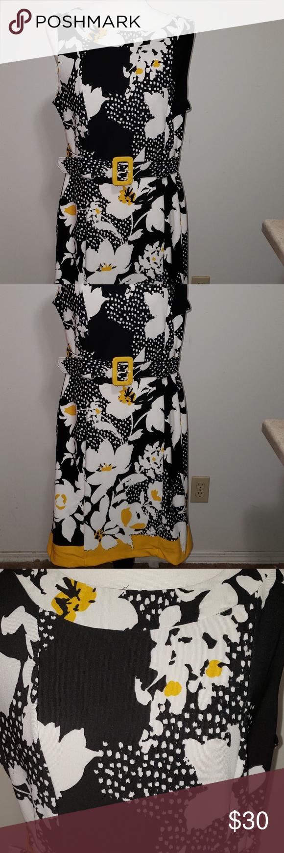 Ile New York Summer Dress14 New York Summer York Dress Yellow Floral [ 1740 x 580 Pixel ]