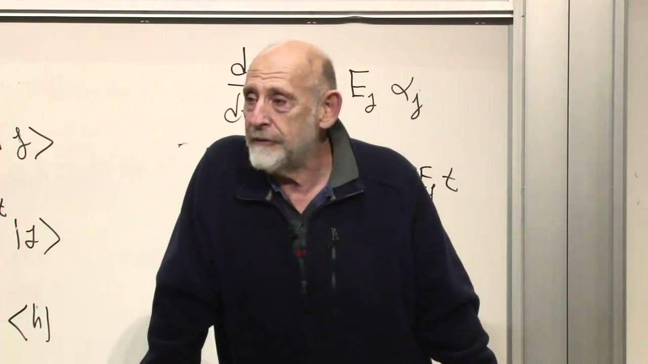 Lecture 5 The Theoretical Minimum Lecture Leonard Susskind Quantum Mechanics