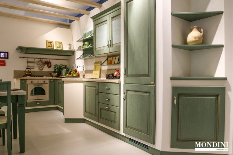 Cucina Ad Angolo In Muratura : Cucina rustica con isola con cucine ad angolo in muratura info e