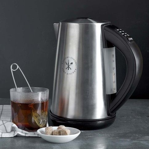 Williams Sonoma Open Kitchen Programmable Electric Kettle