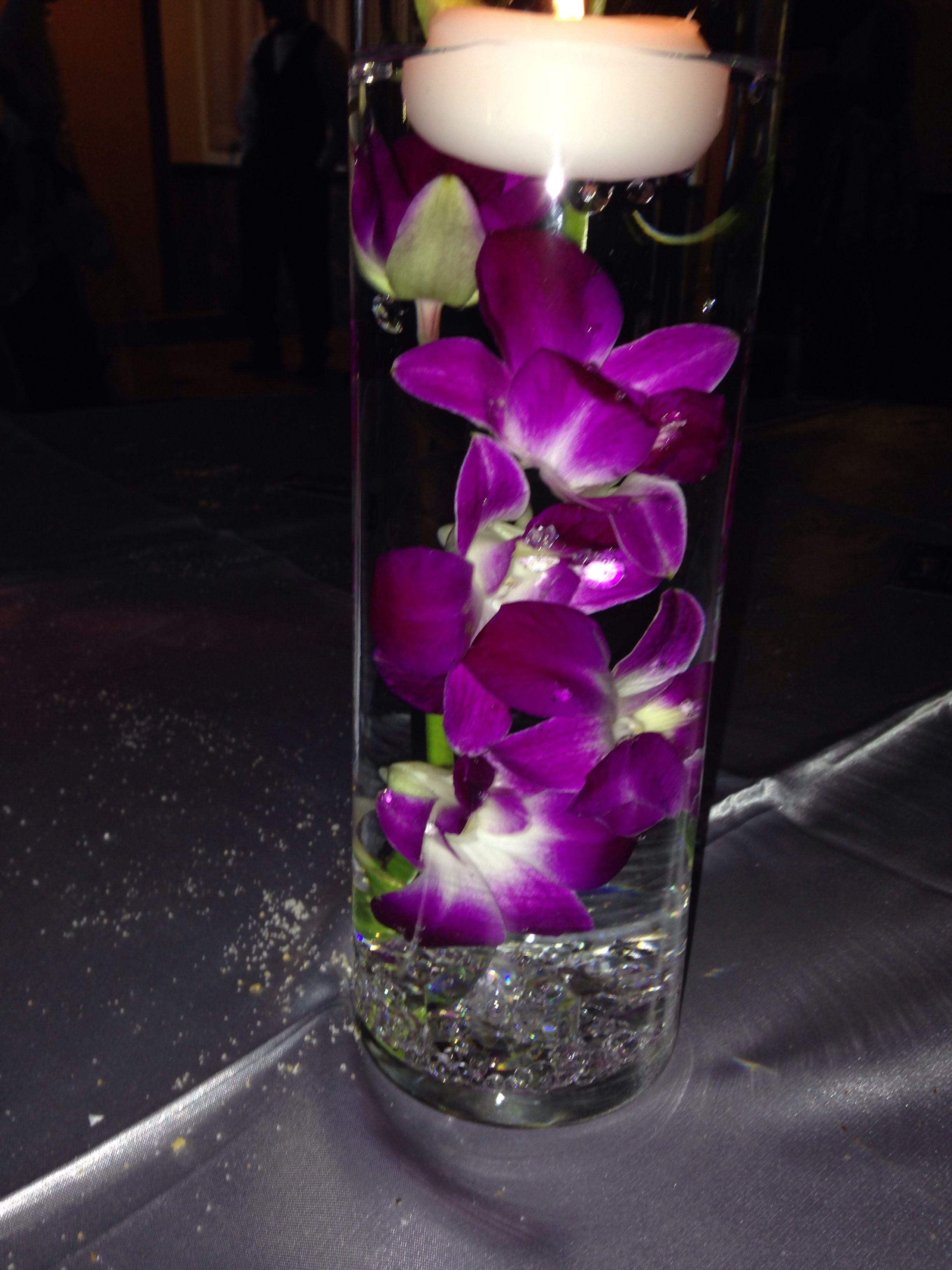 Marli s centerpieces orchids orquideas wedding