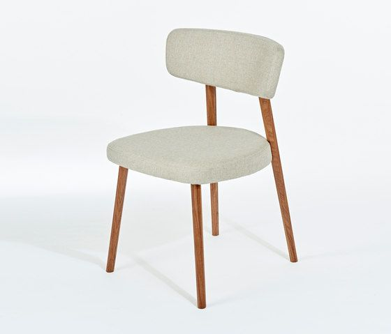 Marlon Dining Chair By AXEL VEIT | Visitors Chairs / Side Chairs