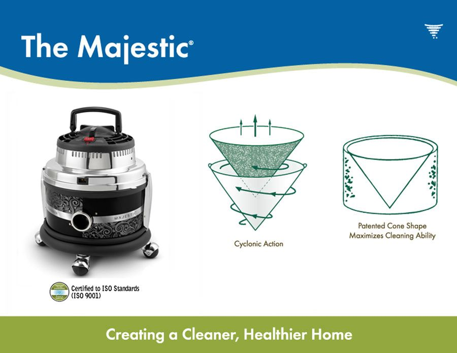 Filter Queen Majestic Filterqueen Majestic Creating A Cleaner Healthier Living Indoor Air Cleaners Glassware