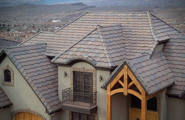 Diy Roof Repair All About Roofing Materials Diy Projects Concrete Roof Tiles Roof Tiles Roof Repair