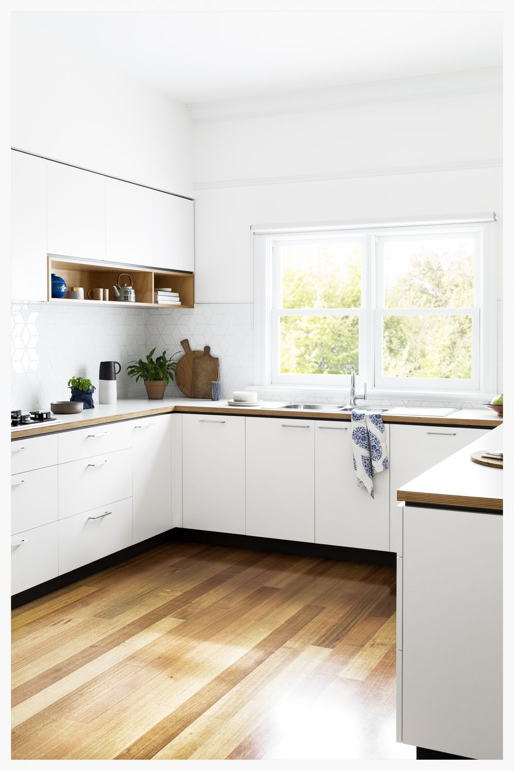 Cantilever kitchen 1, an affordable Australian kitchen ...