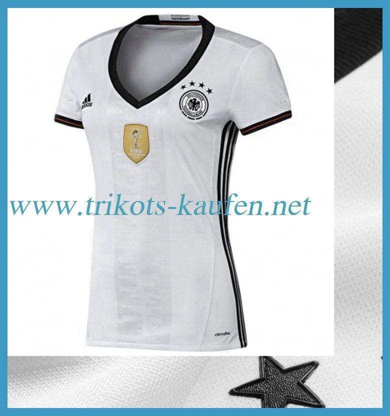 d26fd25faf071e Neue Deutschland Trikot Heim Damen 2016 2017 Shop