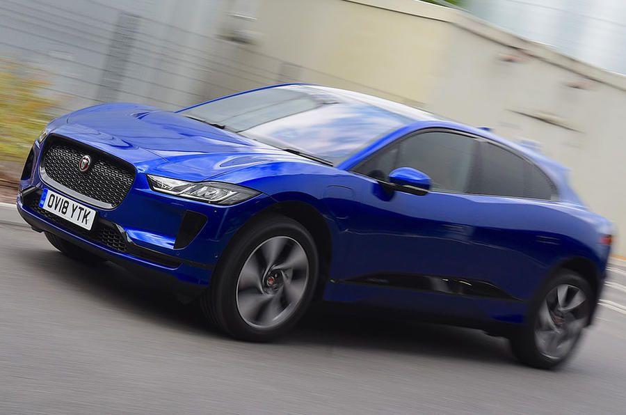 Jaguar I Pace Ev400 First Edition 2018 Uk Review Fast Refined And The First Of Its Kind From A European Manufacturer But How Classic Cars Jaguar Pace Jaguar