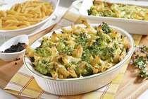 Zelená večera: Zapečené brokolicové cestoviny