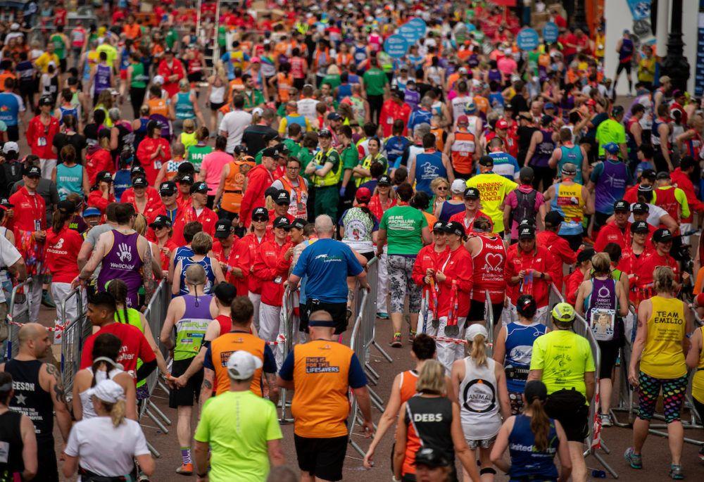 Applications for 2021 Virgin Money London Marathon Charity