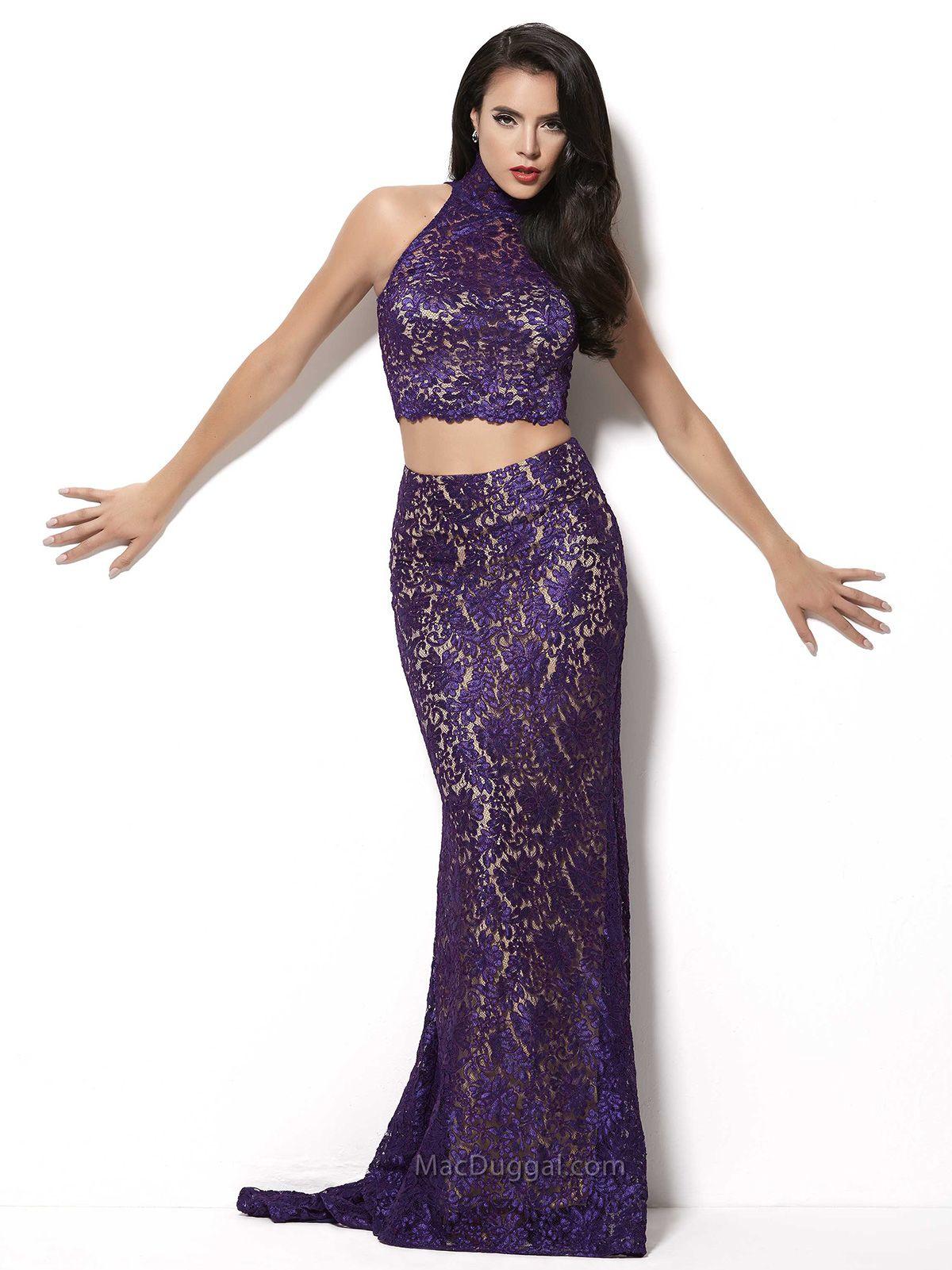Mac Duggal Pageant Dresses