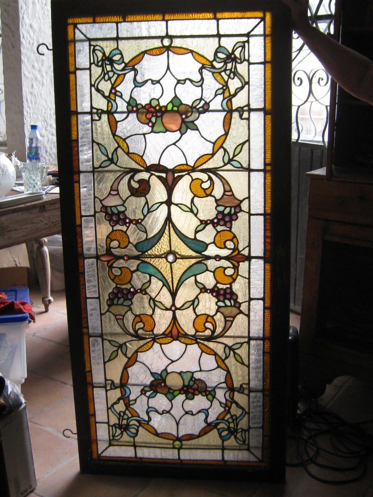 Stained Glass Art Stained Glass Door Stained Glass Art Stained Glass Panel