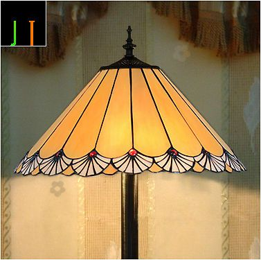 Floor lamp tiffany classic stained glass light home decoration floor lamp tiffany classic stained glass light home decoration leadlight ebay mozeypictures Gallery