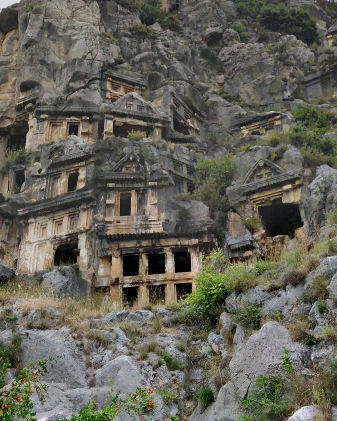 Ancient City Of Myra In 2020