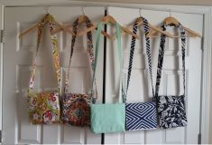 Cross Body Purse - Custom Creations by Erin