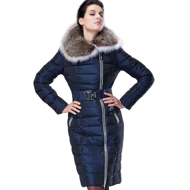 2ad7273453337 2017 Winter Jacket Women Plus Size Women Luxury Down Jackets Women ...