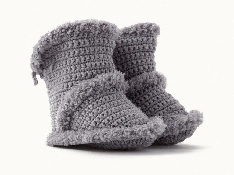 Diy Anleitung Babys Erste Stiefel Häkeln Via Dawandacom Knit