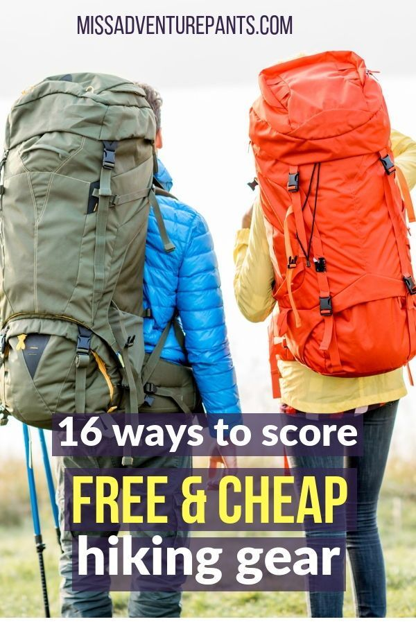 Photo of Save money on hiking and outdoor gear, or get it for free. This article shows yo…