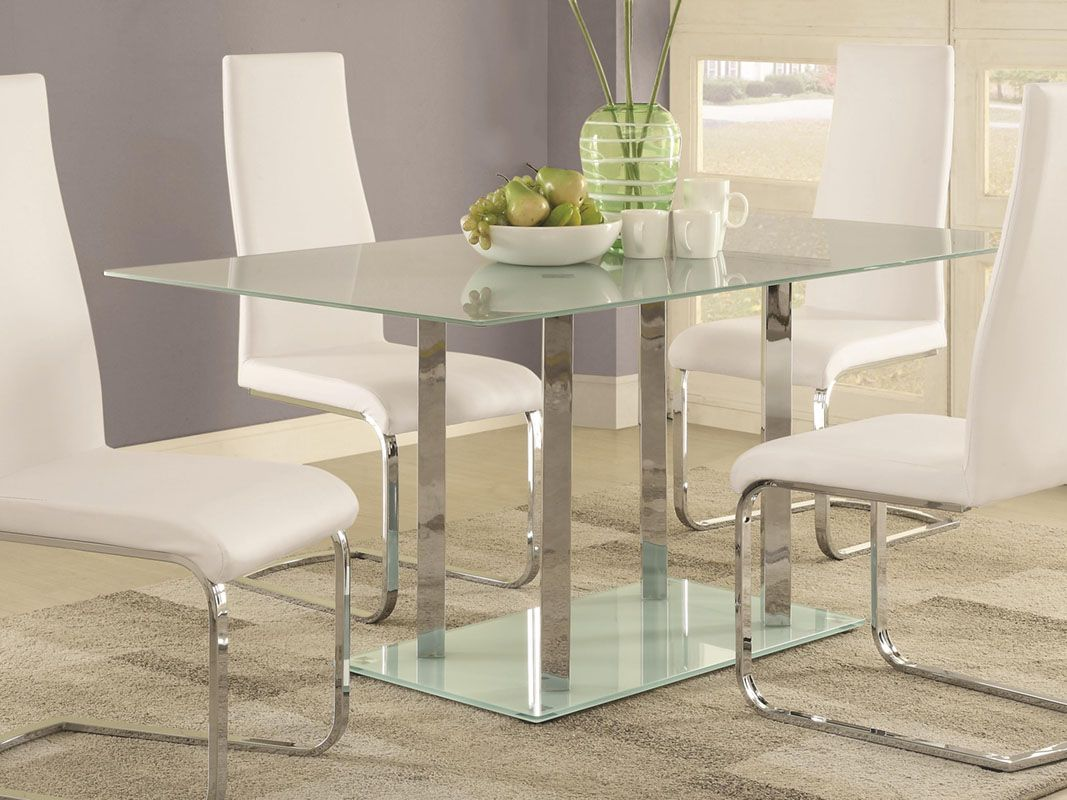 Entertain And Dine In Chic Style With This Contemporary Dining