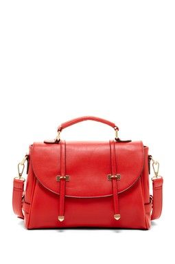 Urban Expressions Mickey Foldover Handbag