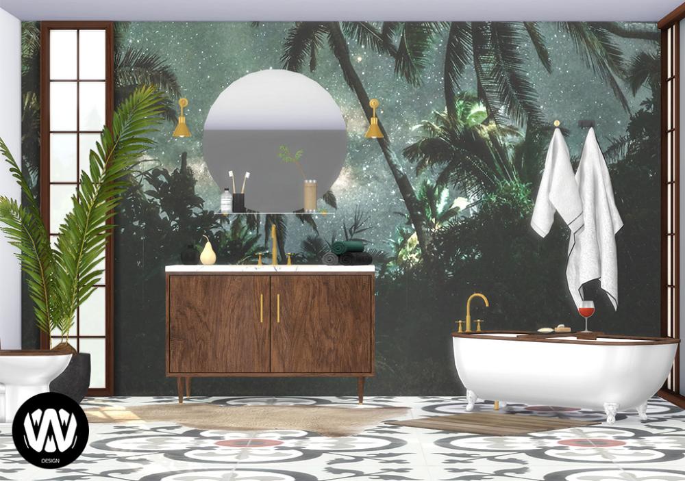 37++ Sims 4 bathroom ideas