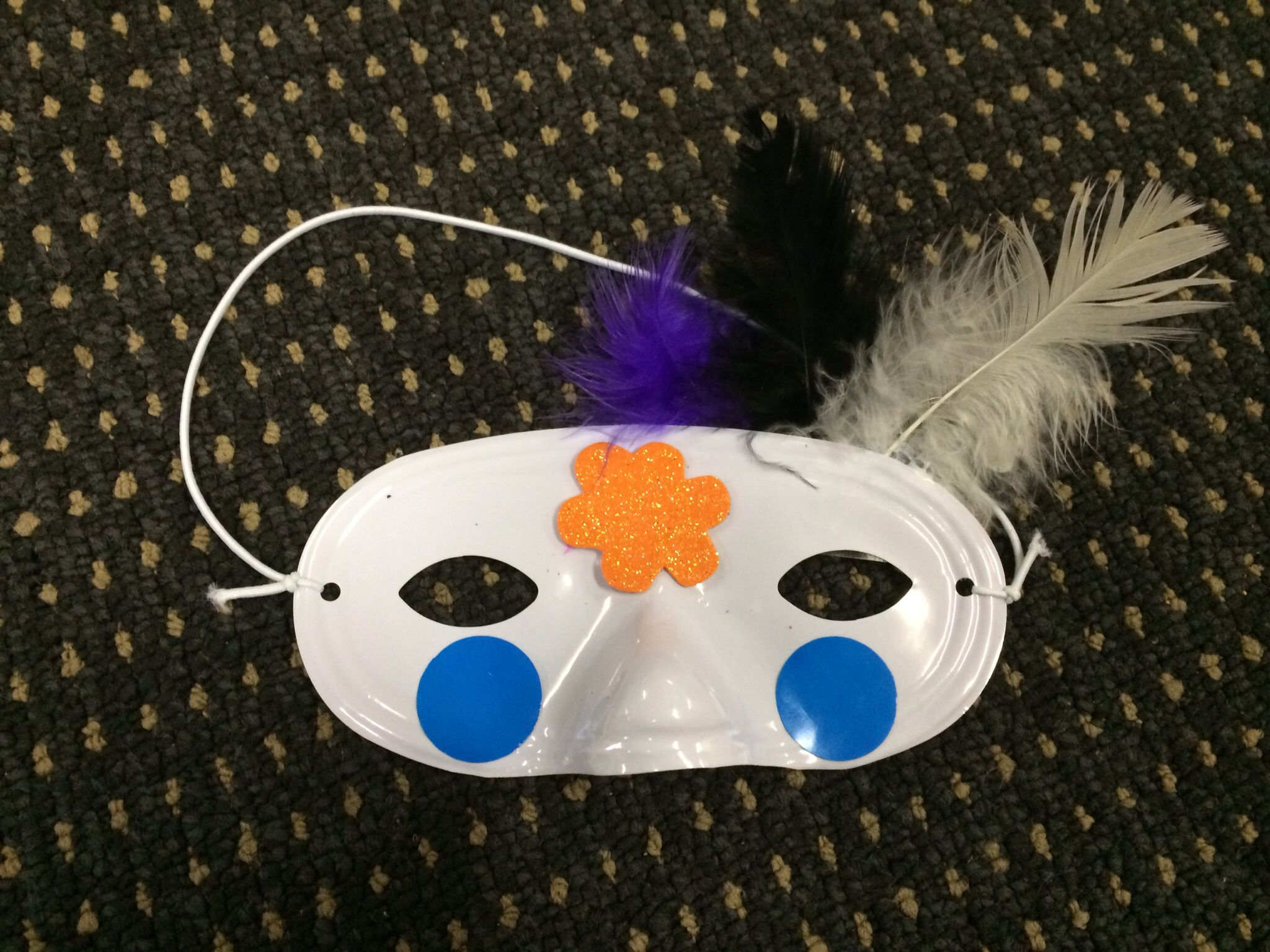 Superhero Masks To Decorate Superhero Playgroup Craft Madedecorating Masks With Stickers