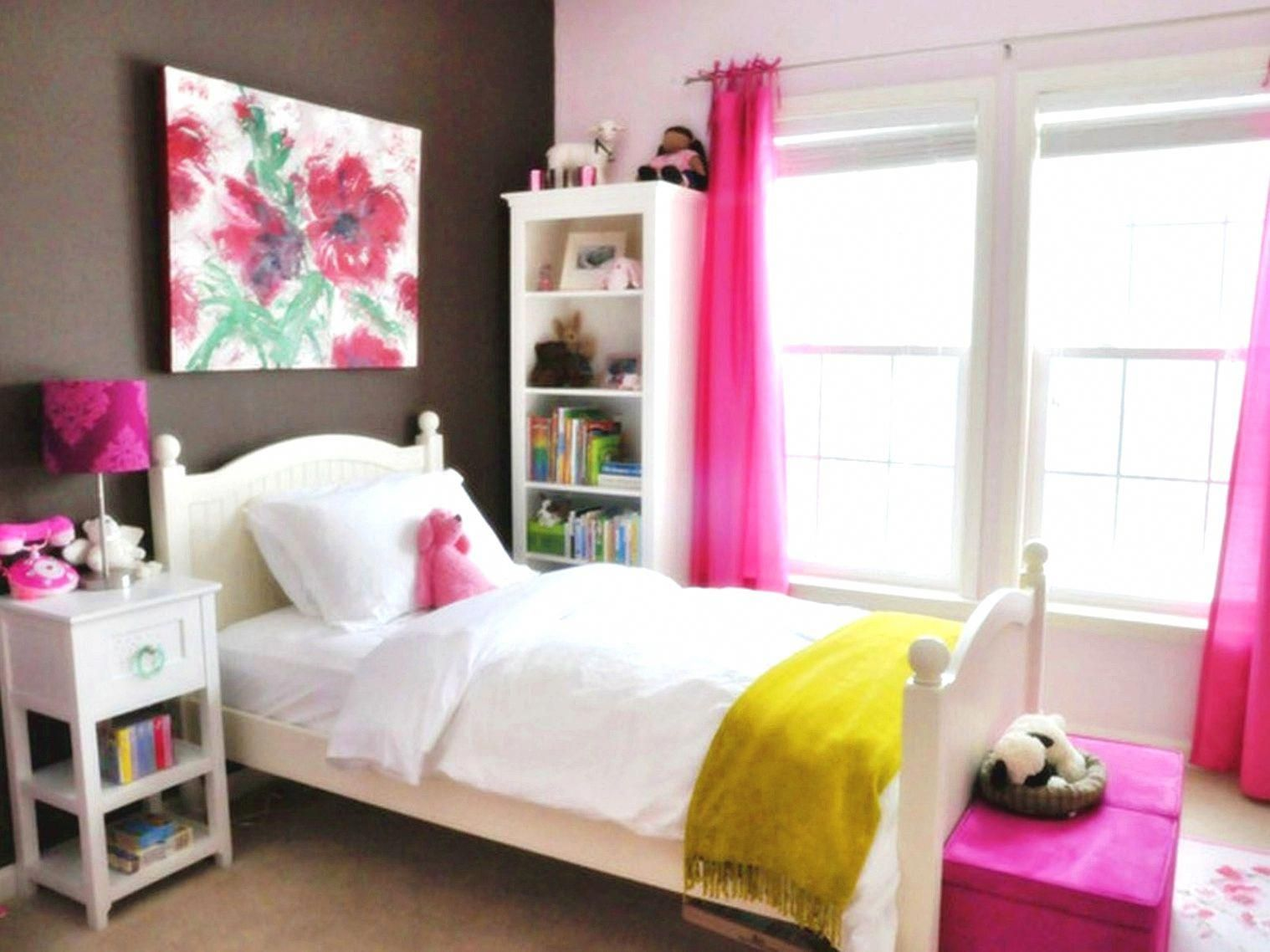 Teen girl room remodel girl bedroom adornment is a kind of