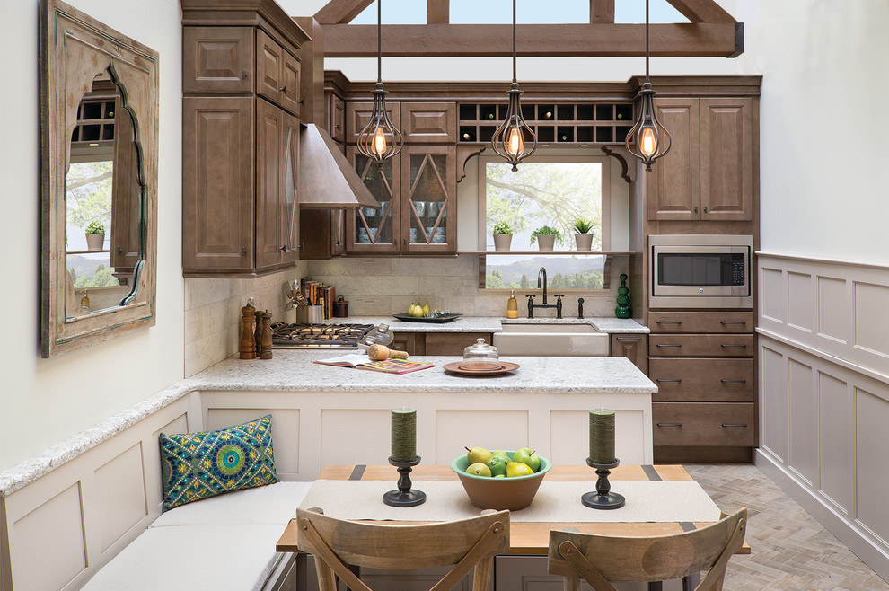 Some Open Kitchen Ideas To Make Your Home Homier Living Room Cozy Kitchen Design Kitchen Plans Kitchen