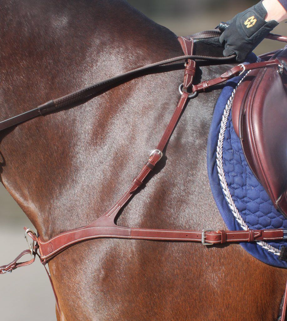 Ultimaate Breastplate English Horse Tack Horse Tack Horse Life