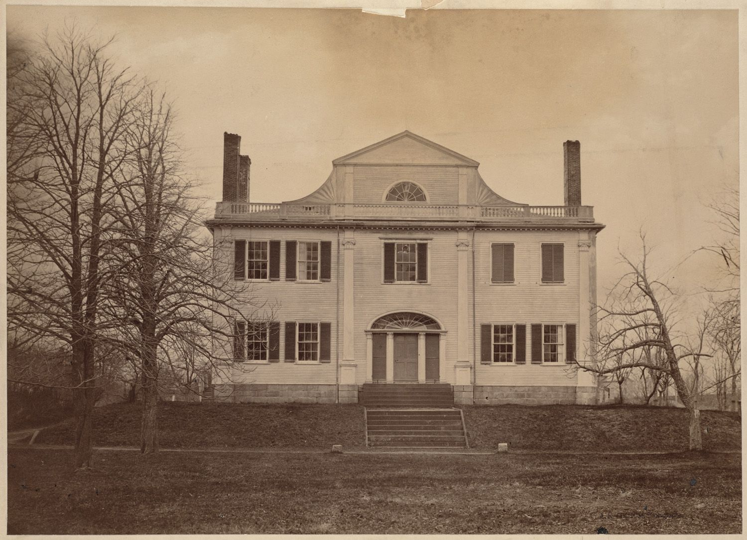 THE DOWNEAST DILETTANTE: AN INTERESTING HOUSE, & QUESTIONS WHOSE ANSWERS I DO NOT KNOW