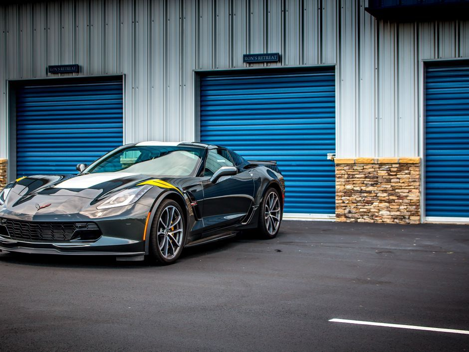 2017 Chevrolet Corvette Grand Sport is a Z06 lite