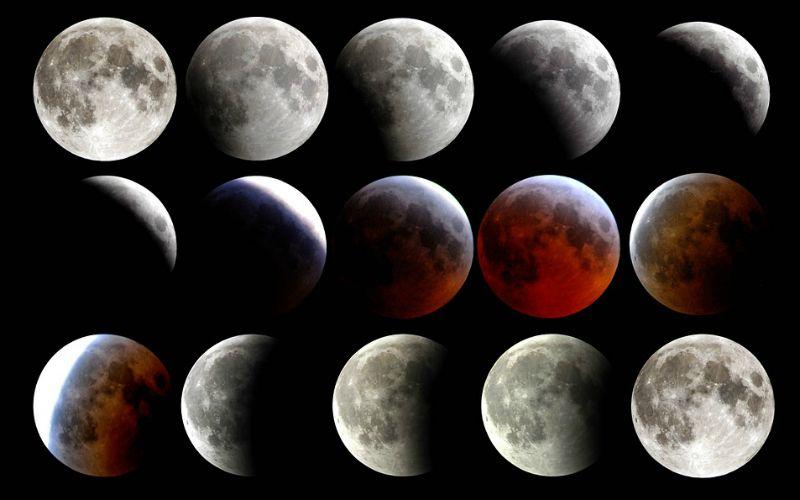 Lunar Eclipse 2018 In India Tonight Where To Watch Lunar Eclipse