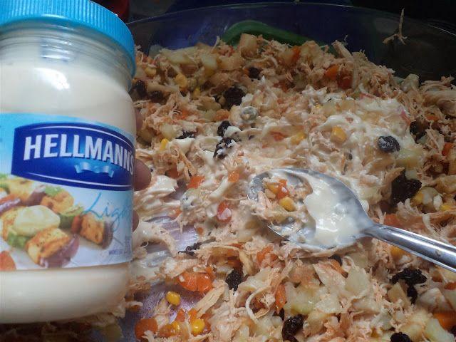 Salpicao De Frango Especial Recipes Food Oatmeal