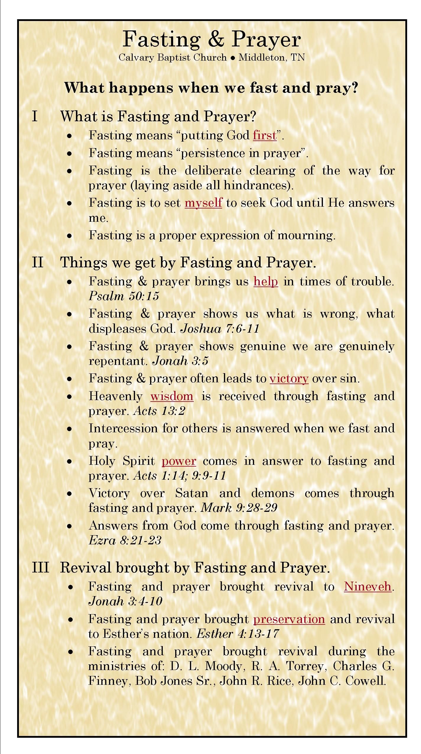 Index Of Our Preaching Files Fast And Pray Prayer And Fasting Prayer Scriptures