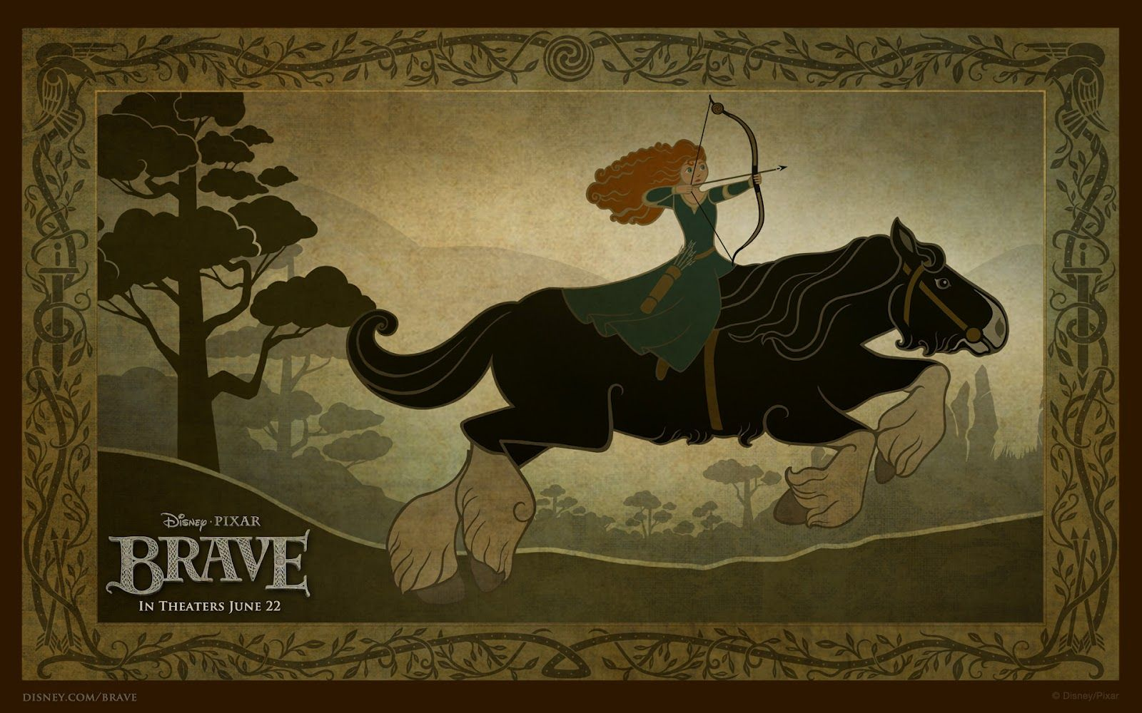 Video collection data base: brave movie trailer (2012)   download.