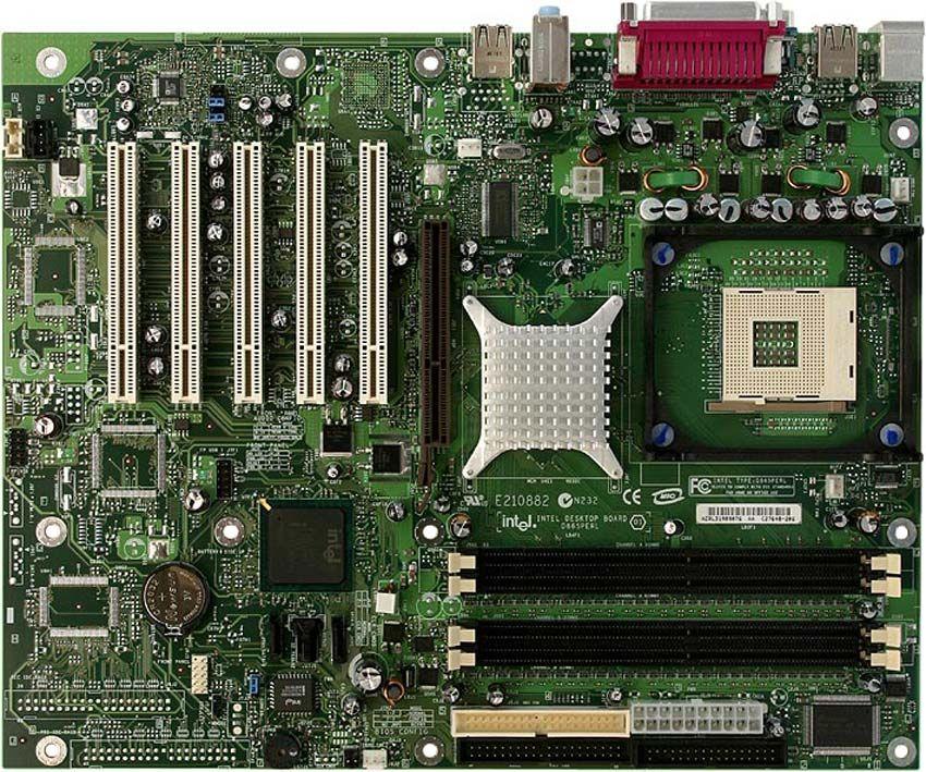 Intel 865 perl   ebay.