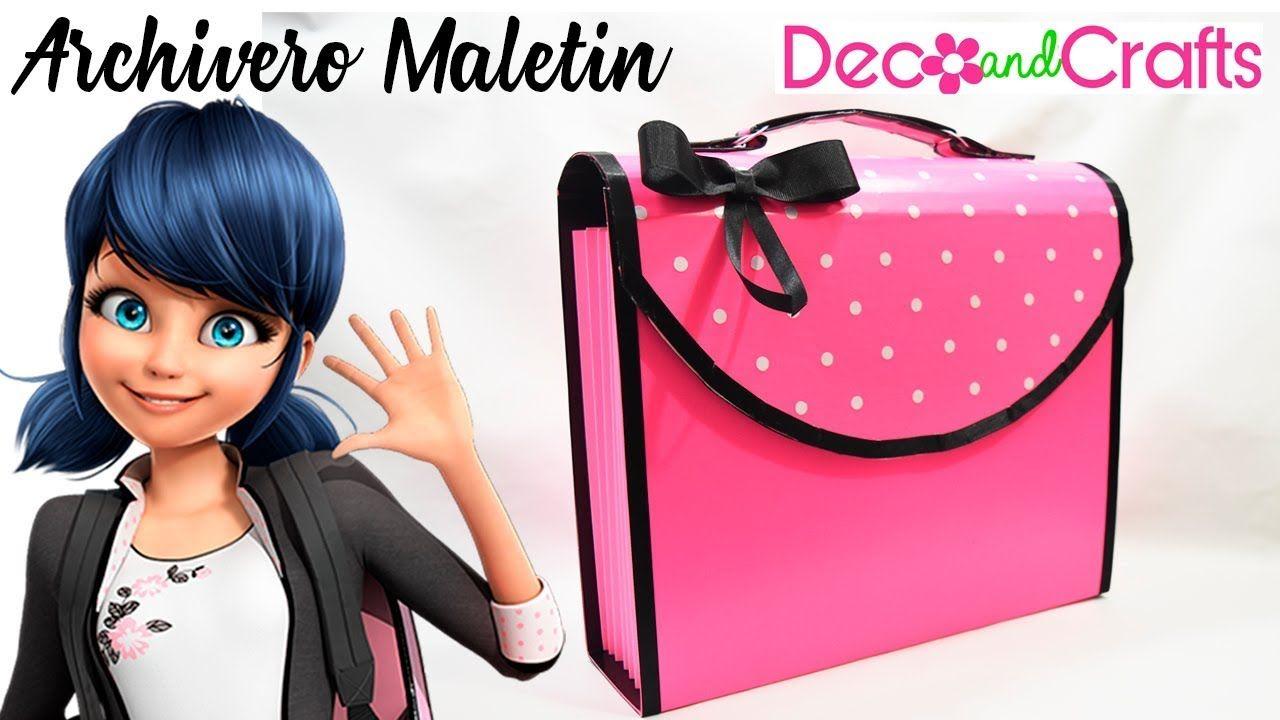 /École Ladybug Marinette Etui Officiel