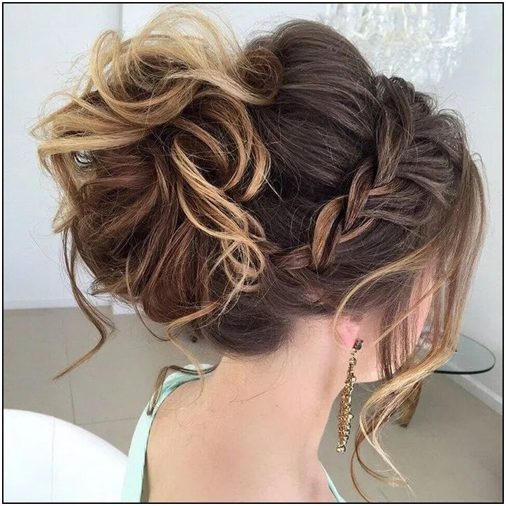 171 Chic And Elegant Wedding Hairstyles Ideas For Bridal