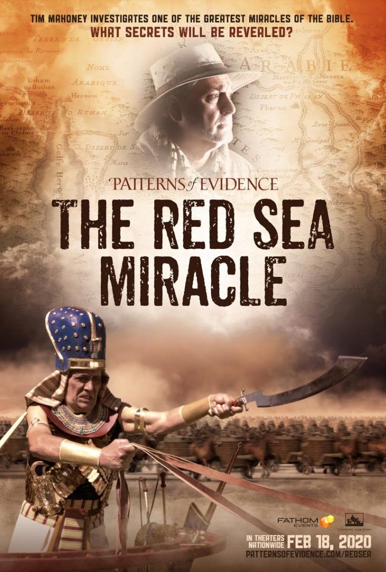 The Red Sea Miracle In 2020 Red Sea Wall Of Water What Really